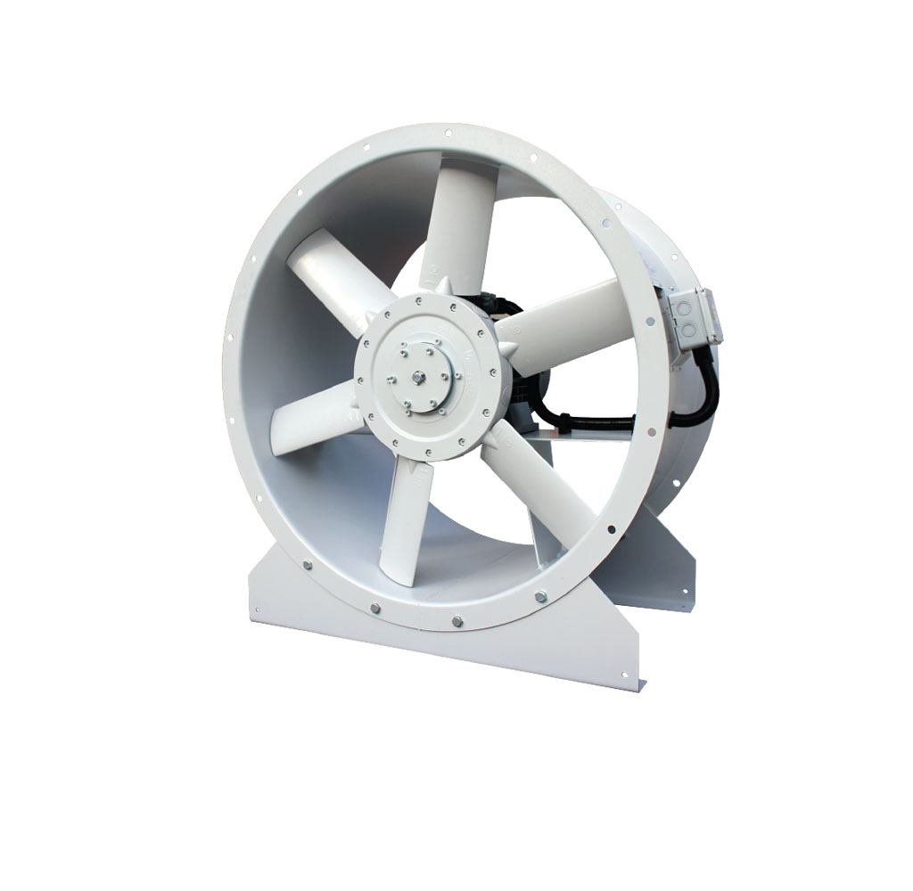 Vax Duct Type Axial Fans Venco